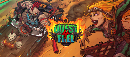 The video game 'Quest 4 Fuel', developed by Evil Zeppelin, is now available worldwide on both iOS and Android