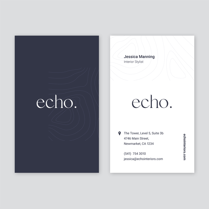 5 Tips for creating a stand-out business card + free templates